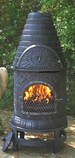Castmaster outdoor pizza oven