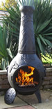 Vineyard Chiminea chiminea