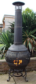 The Alfresco 360 Chiminea £126.49