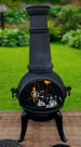 The Palma chiminea