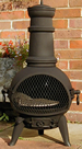The Small Palma Chiminea